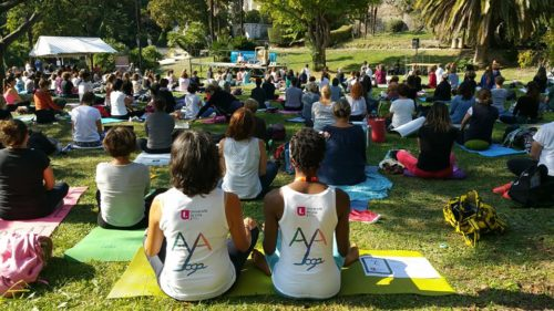 12 mai 2018 – Festival de Yoga Adapté à Lille